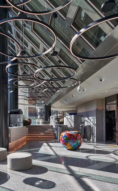 Sanitized or Energized: Hotel Design Seeks a Balance