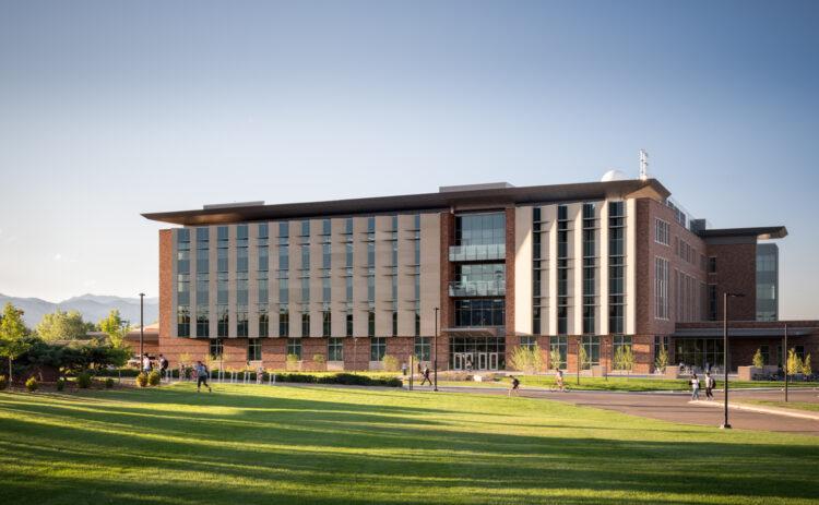 Smead Aerospace Engineering Sciences Building