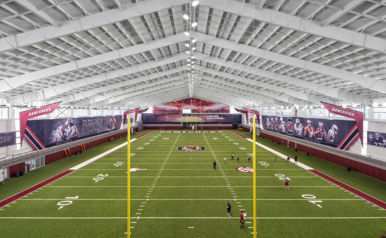 Spurrier Indoor Practice Facility