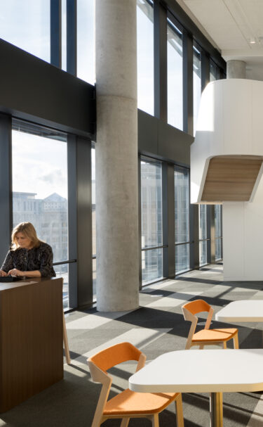 Rethinking the Workplace