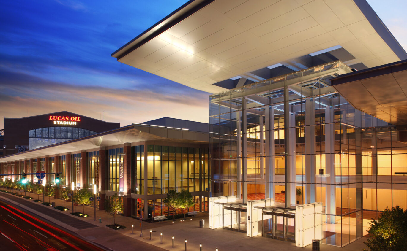 Indiana Convention Center Expansion