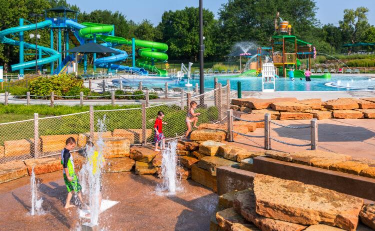 Crystal Lake Park Family Aquatic Center
