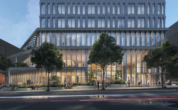 Reimagining Raleigh's Civic Campus