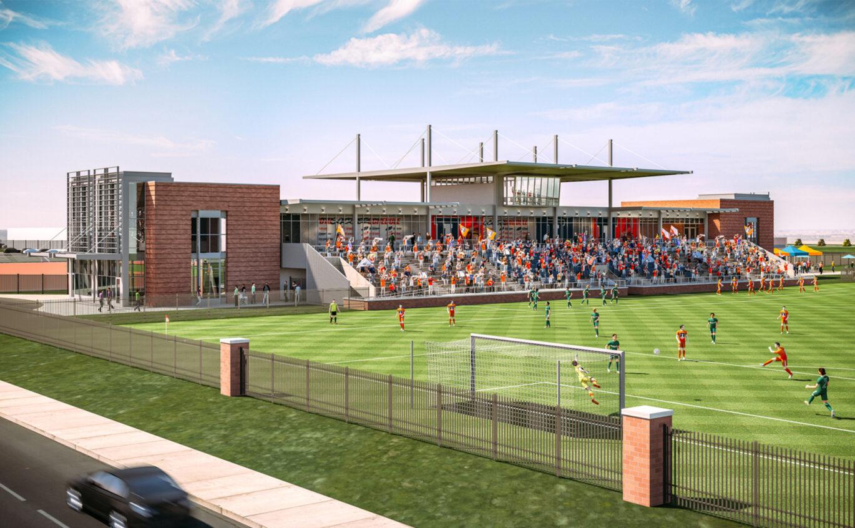 Demirjian Park Soccer Stadium