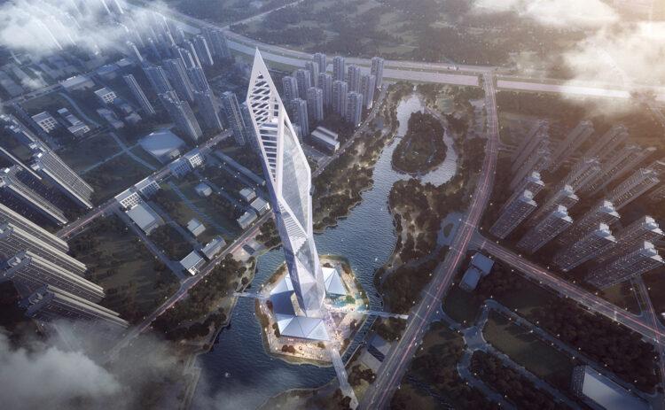 Cheongna International City Tower