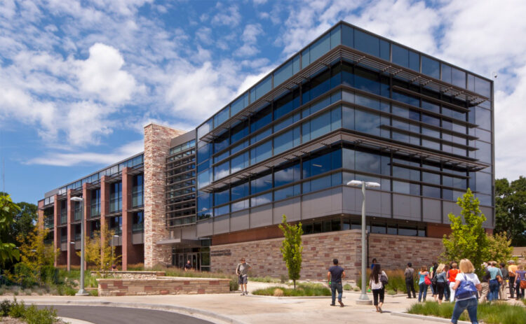 Suzanne & Walter Scott, Jr. Bioengineering Building